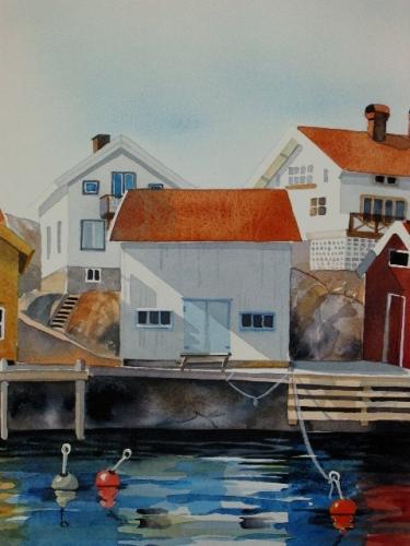 Akvarell 1 X