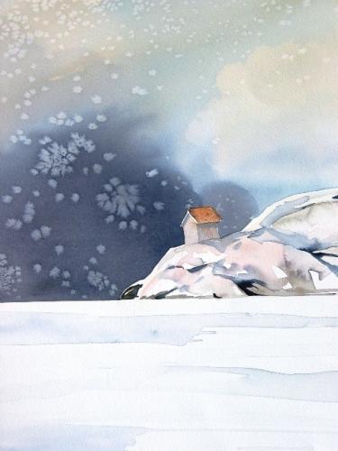 akvareller 14