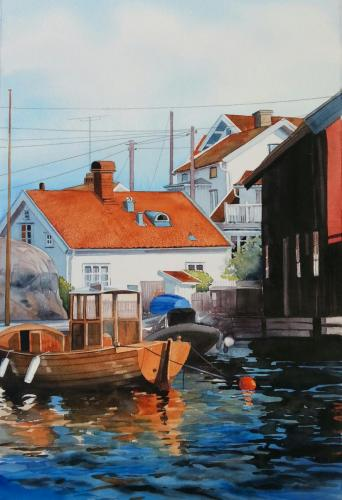 Hamn Roveret